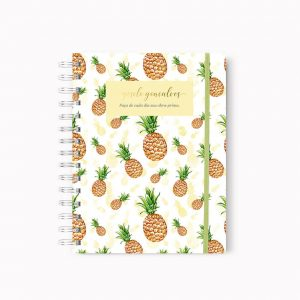 Planner Abacaxi