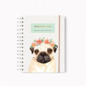 Planner Pug