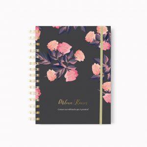 Caderno Secrets