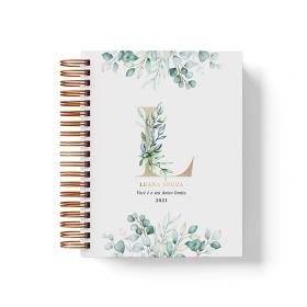 Mini Planner Foliage